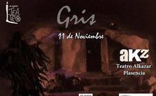 'Gris' llega al Alkázar con un fin solidario