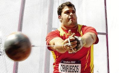 Cienfuegos: plata en el Campeonato de Europa y acta de diputado extremeño