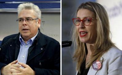 Los extremeños Sánchez Amor (PSOE) y Rodríguez Palop (Podemos), diputados en el Parlamento Europeo