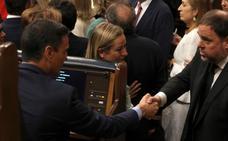 Junqueras gana a Puigdemont la batalla de Andalucía