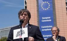 310 personas votaron en Extremadura la candidatura de Puigdemont