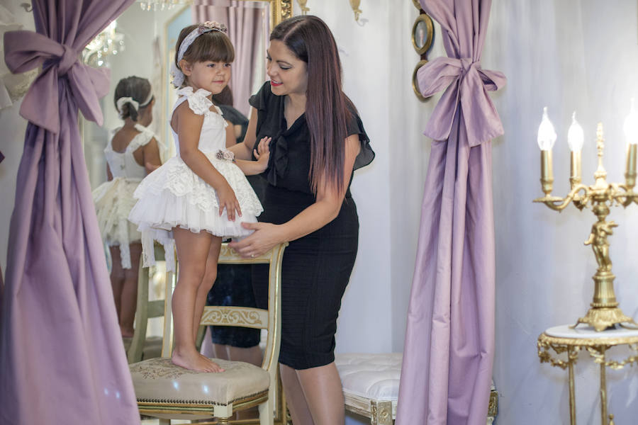 Mar Segovia, la diseñadora extremeña que exporta moda infantil