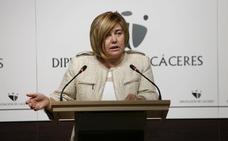 El PSOE volverá a gobernar en la Diputación de Cáceres y amplía su ventaja