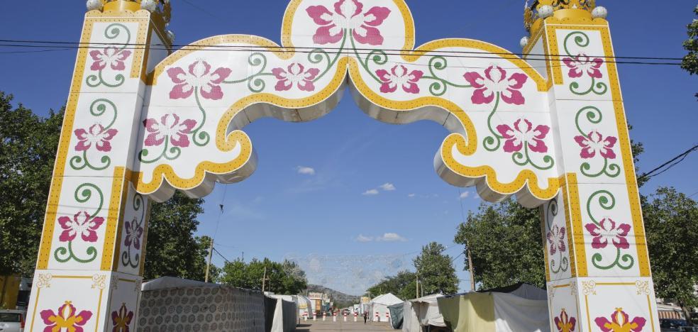 Cáceres inicia hoy su Feria en una semana de calor veraniego