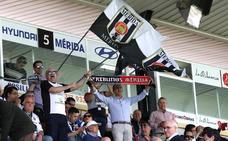 Ver el ascenso del Mérida costará entre 5 y 15 euros