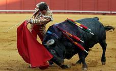 Antonio Ferrera, decidido a torear el jueves en la feria de Córdoba