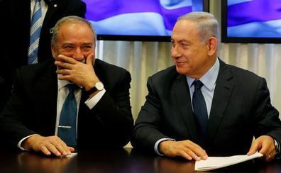 Netanyahu pide ayuda a Trump para evitar unas nuevas elecciones