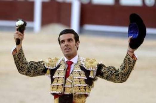 Triunfo fortísimo de Emilio de Justo en Madrid
