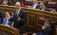 JxCat busca un ardid parlamentario para lograr grupo en el Congreso