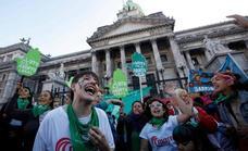 Presentan un nuevo proyecto de ley del aborto en Argentina