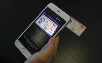 Posible fuente de error: móviles en vez de tabletas para volcar datos electorales