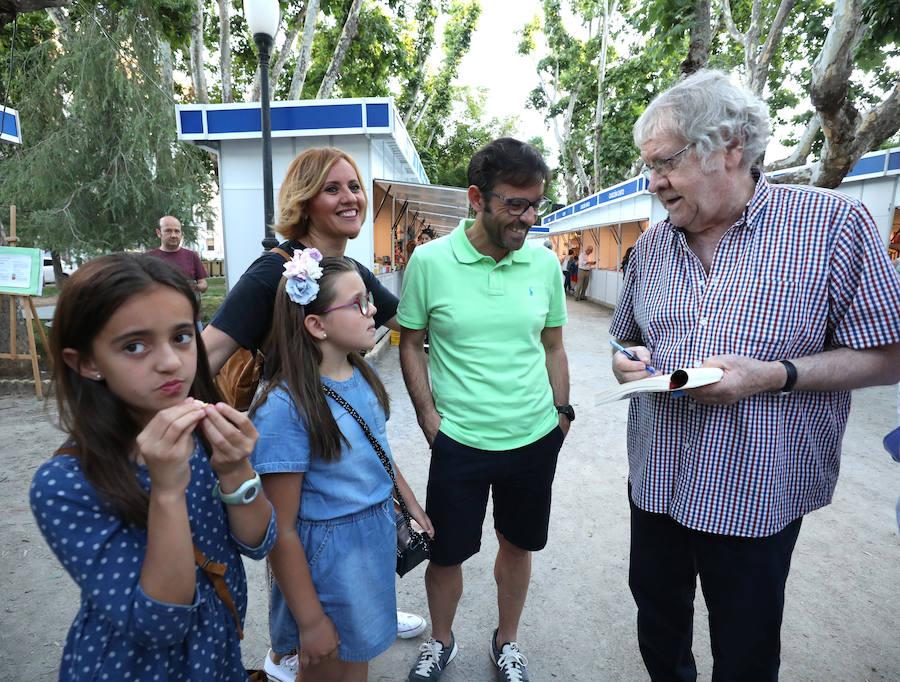 Ian Gibson abre la Feria del Libro de Mérida