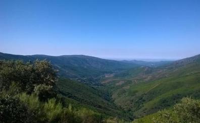 El Valle del Árrago, en Gata, declarado monte protector por Medio Ambiente