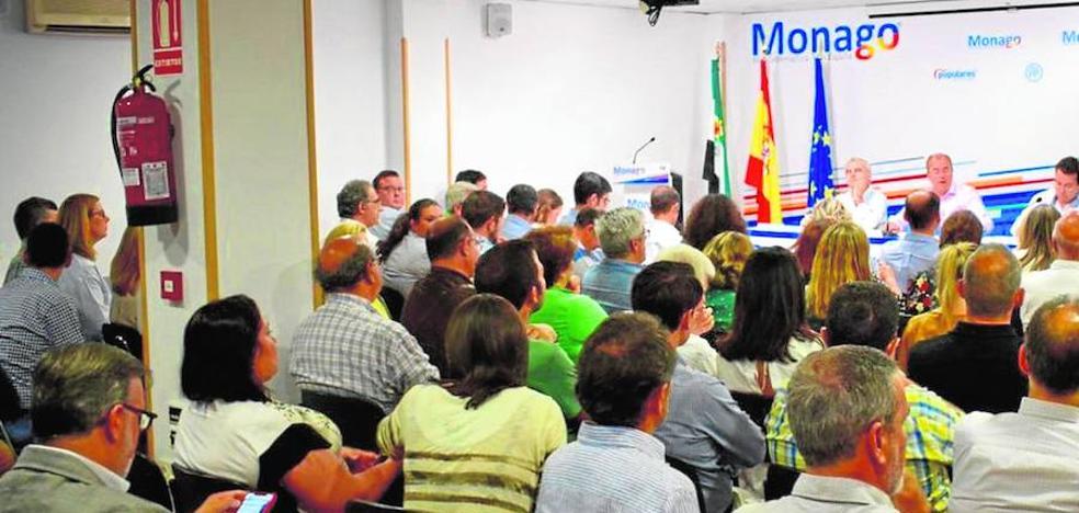 El PP extremeño no cuestiona a Monago pese a la derrota