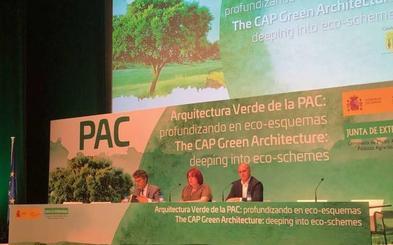 La Junta aboga por una PAC que afronte el reto del cambio climático y fije precios justos