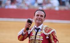Ferrera y Ginés Marín cortan una oreja en la primera de la feria de Córdoba