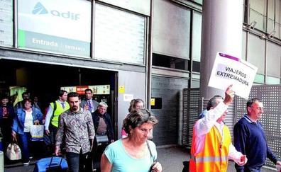 El tramo cortado de la línea Madrid-Extremadura recupera el lunes la circulación