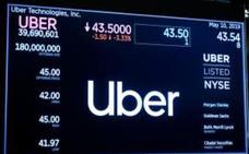 Uber dispara las pérdidas por sus gastos comerciales