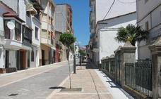 Finalizan en Jaraíz las obras de la avenida de Yuste y Soledad
