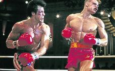 Las cinco películas de 'Rocky', en DMax
