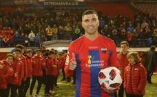 Fallece en accidente el futbolista del Extremadura José Antonio Reyes