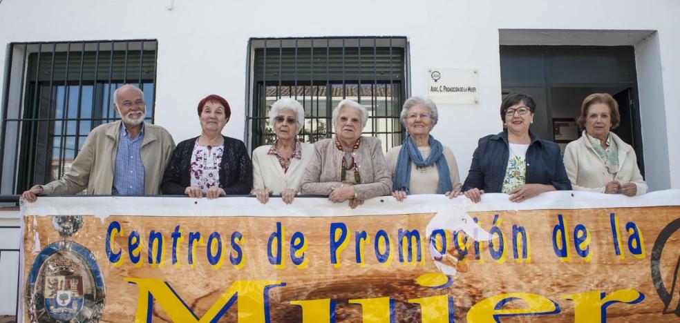 60 años de promoción de la mujer