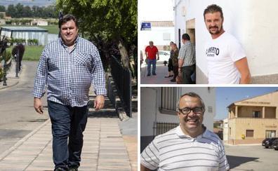 Los alcaldes sin oposición