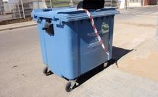 La documentación municipal de Villafranca arrojada a la basura, pendiente del juez