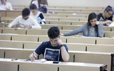 Más de 5.000 estudiantes afrontan la Selectividad desde mañana