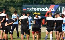 Un doloroso trámite para el Extremadura