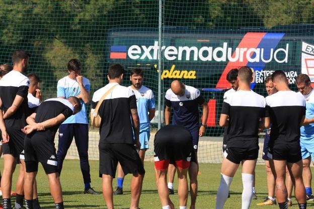 Un Doloroso Tramite Para El Extremadura Hoy