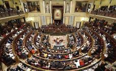 El Congreso mantendrá la mayoría absoluta en 176 escaños pese a la suspensión de los diputados presos