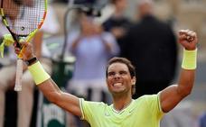 Nadal aplica la justicia divina a Nishikori y espera a Federer