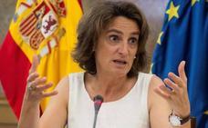 Ribera insta a actuar «con diligencia» para retomar la subida del diésel