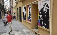 Los vecinos piden que no se borren los murales con motivo de Los Palomos