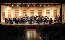 Música de la Orquesta de Extremadura y la OSCAM