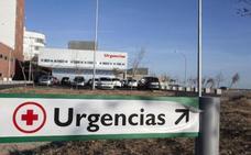 El Hospital Universitario de Cáceres ingresa a 98 pacientes y trata 500 urgencias en una semana