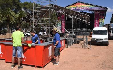 Los Palomos abren un verano repleto de conciertos