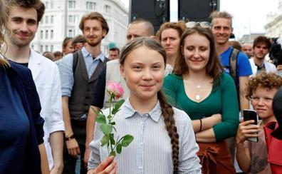 La activista Greta Thunberg gana el máximo premio de Derechos Humanos de Amnistía Internacional