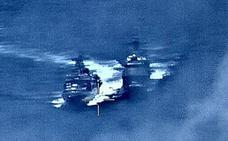 Nuevo incidente militar entre Rusia y EE UU