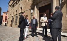 El alcalde de Plasencia dice que hay tres universidades privadas que quieren estar en la ciudad