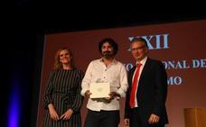 Javier Arcenillas gana el XXII Premio Francisco Valdés