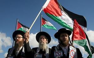 Los judíos que repudian a Israel
