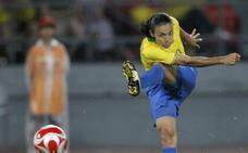 Marta se pierde el debut con Brasil