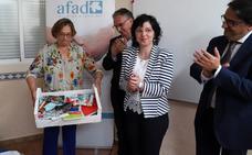 La asociación Afad de Don Benito celebra sus '16 años caminando juntos'
