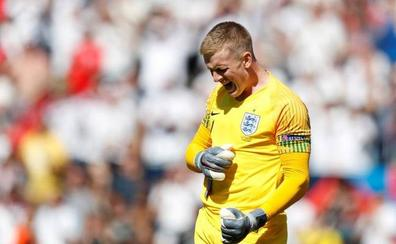 Inglaterra se hace con el tercer puesto en los penaltis