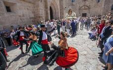 Salida extraordinaria de la Virgen de Guadalupe