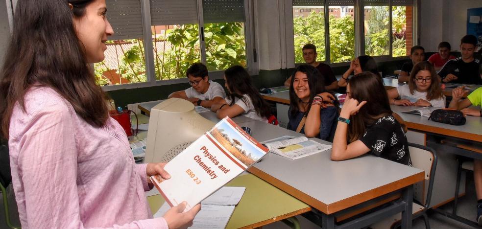 En el IES Bioclimático de Badajoz Física y Química se imparte en Inglés