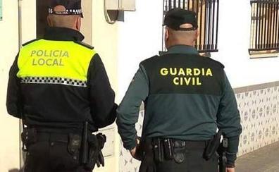 Detenido en Talavera la Real por un supuesto delito de violencia de género