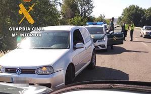 Detenidos dos vecinos de Gata tras robar en Cáceres un móvil de 1.400 euros